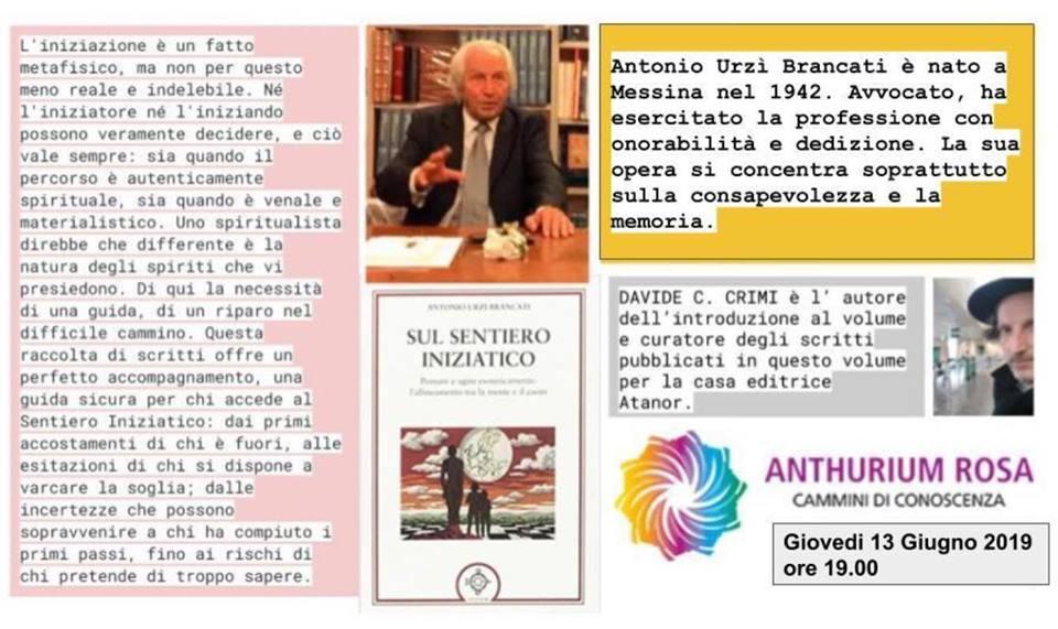 Fiori Gialli Libreria Messina.Brancati Ai Fiori Gialli Ordine Esoterico Martinista